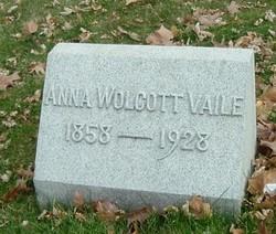 Anna Louise <I>Wolcott</I> Vaile