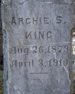 "Archibald Samuel ""Archie"" King"