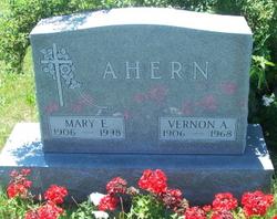 Mary E. <I>Kehoe</I> Ahern