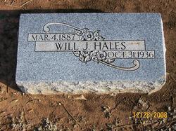 William Jasper Hales