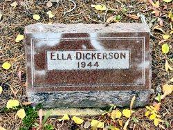 Ella Dickerson