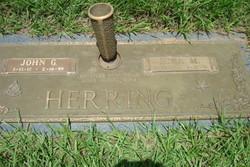 Edna Mae <I>McEntire</I> Herring