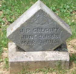 Jefferson P. Gregory