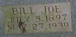 """Willie Dalton """"Bill Joe"""" Yancy"""
