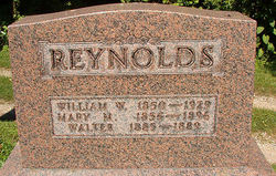 William W Reynolds