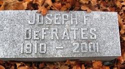 Joseph F. DeFrates