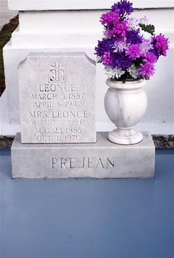 Leonce Prejean