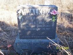 Mary Catherine <I>Mark</I> Walker
