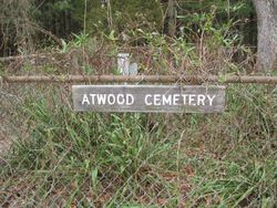 Atwood Cemetery (Page Valley Estates Area)