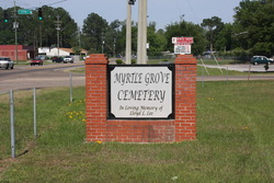 Myrtle Grove Methodist Cemetery