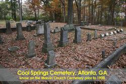 Cool Springs Cemetery
