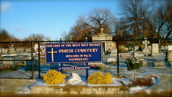 Our Lady of the Most Holy Rosary Parish Cemetery