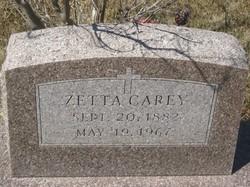 Zetta Carey
