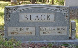Estella Rose <I>Stoops</I> Black