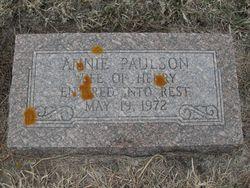 Annie S. Paulson