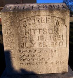 George Washington Hittson