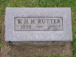 William H. Rutter