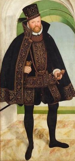 August I. von Sachsen