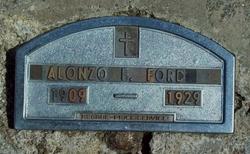 Alonzo F Ford
