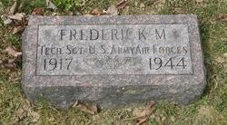 TSGT Frederick Maurice Courcelle