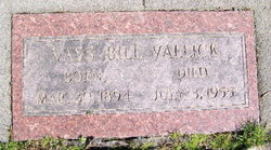 Vass Bill Vallick