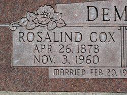 Rosalind <I>Cox</I> DeMill
