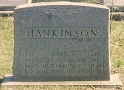 Benjamin S. Hankinson