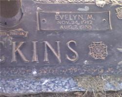 Evelyn M <I>McClellan</I> Dockins