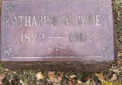 """Katherine """"Kate"""" <I>Cleaver</I> Blowney"""