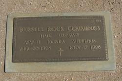Russell Rock Cummings