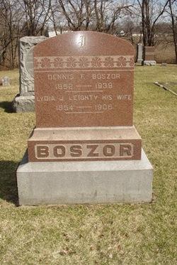 Dennis F. Boszor