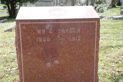 William Edward Snyder