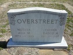 Ada M. <I>Conaway</I> Overstreet
