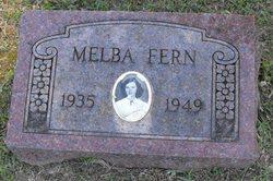 "Melba Fern ""Gal"" Albritton"