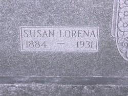 Susan Lorena <I>Jenkins</I> Garner