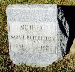 Sarah <I>Herring</I> Buffington