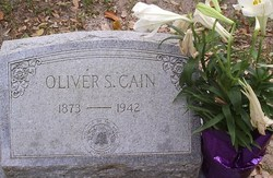 Oliver S Cain