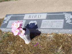 Joyce <I>Hamilton</I> Bird