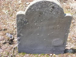 Rev Joseph Lord