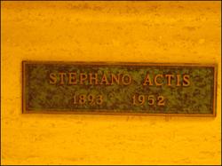 Stephano Caporale Actis