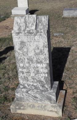 William Hugh Rowan