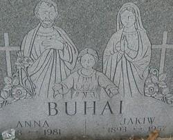 Anna <I>Zajac</I> Buhai