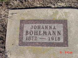 Johanna Bohlmann