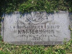 Christopher David Katterjohn