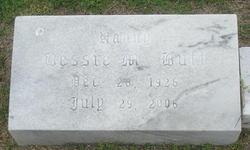 Bessie M. <I>Eure</I> Butt