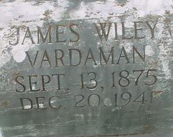 James Wiley Vardaman