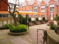 St. Marylebone Churchyard
