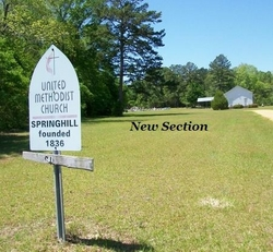 Springhill Methodist Cemetery