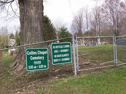 Collins Chapel Cemetery