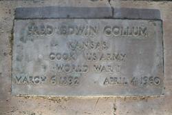 Fred Edwin Collum